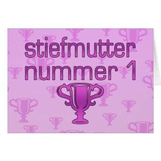 Cartes Cadeaux allemands pour des belles-mères :