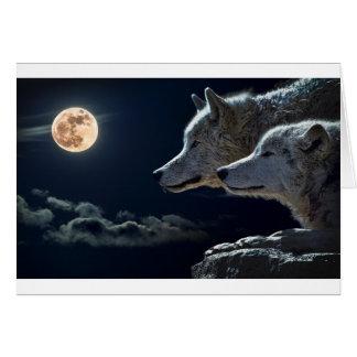 Cartes Cadeaux de loup