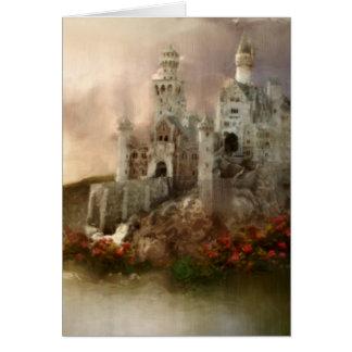 Cartes Cadeaux de mariage de princesse Fantasy Castle