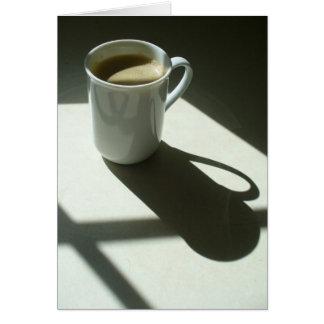 Cartes Café de soleil