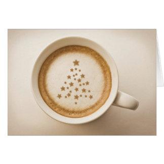 Cartes Café italien de Noël
