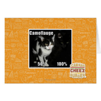 Cartes Camouflage