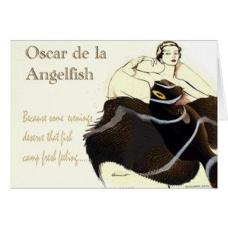 """Cartes """"Camp de poissons frais """""""