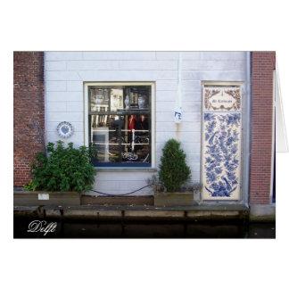 Cartes canal 1 de g/nc Amsterdam Delft