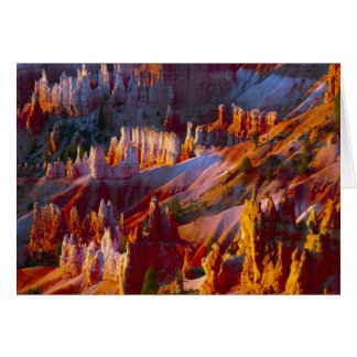Cartes Canyon de Bryce, Utah, Etats-Unis 2