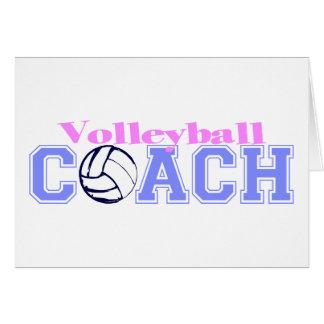 Cartes Car de volleyball (version B)