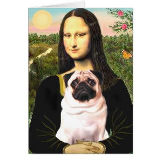 Cartes Carlin 3 (faon) - Mona Lisa