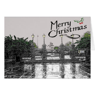 Cartes Carré de Jackson à Noël