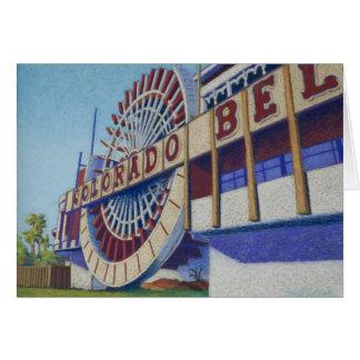 Cartes Casino du Colorado Bell, Laughlin, nanovolt