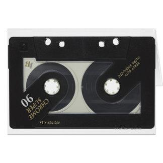 Cartes Cassette audio
