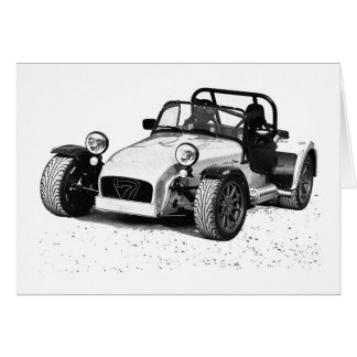 Cartes Caterham 07