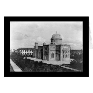 Cartes Cathédrale 1902 de Mombasa, Kenya