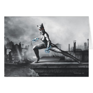 Cartes Catwoman - foudre