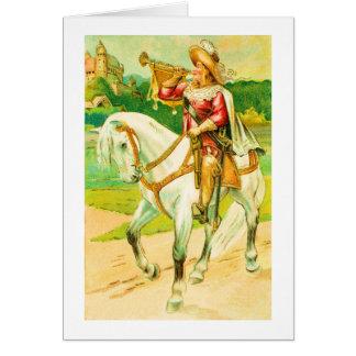 Cartes Cavalier de cheval