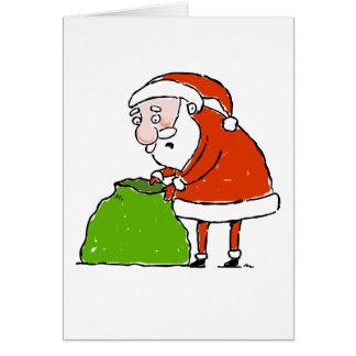 Cartes Ce n'était pas Rudolph drôle !