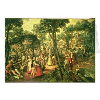 Cartes Célébration de pays, 1563