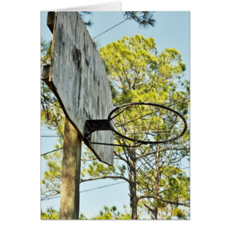 Cartes Cercle de basket-ball