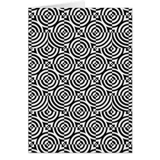 Cartes Cercles et carrés