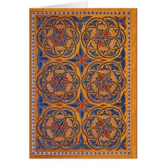 Cartes Cercles médiévaux