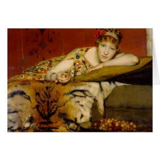 Cartes Cerises par Lawrence Alma-Tadema