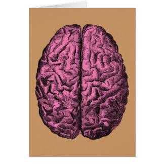 Cartes Cerveau humain d'anatomie