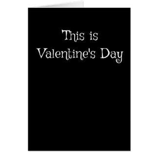 Cartes C'est Saint-Valentin