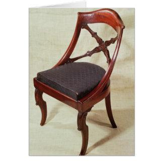 Cartes Chaise, période de Louis-Philippe