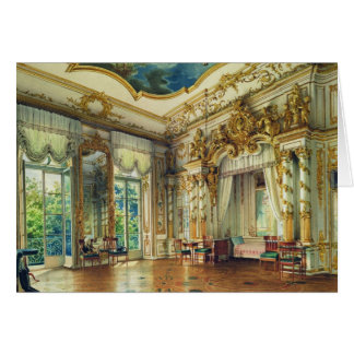 Cartes Chambre à coucher de tsar Alexandre I