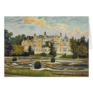 Cartes Chambre Norfolk Angleterre de Sandringham