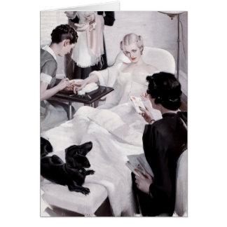 Cartes Chambres de Charles Edouard : Manucure