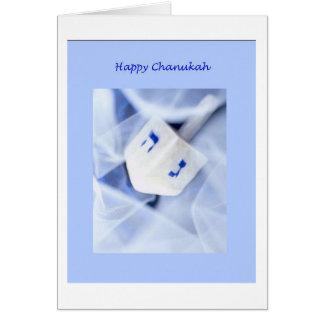 Cartes Chanukah heureux