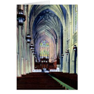 Cartes Chapelle de Durham la Caroline du Nord