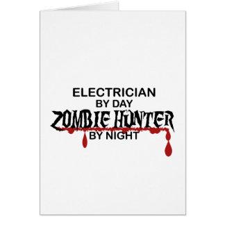 Cartes Chasseur de zombi d'électricien