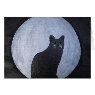 Cartes Chat noir