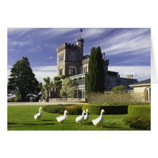 Cartes Château de Larnach, péninsule d'Otago, Dunedin,