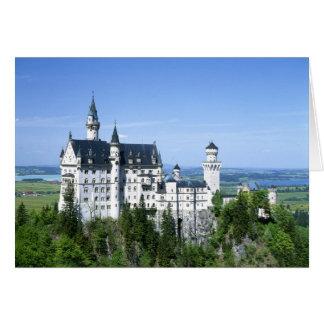 Cartes Château de Neuschwanstein