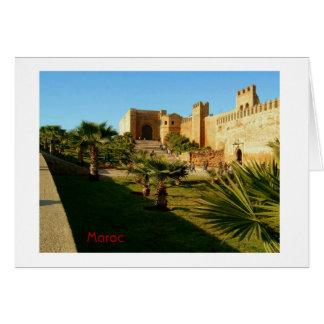 Cartes Château de Rabat