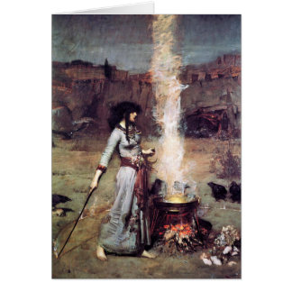 Cartes Château d'eau 1886 magique de cercle