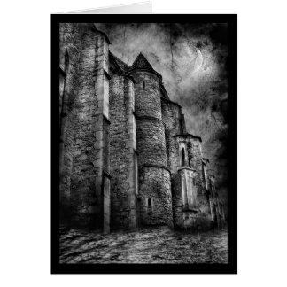 Cartes Château Dracula