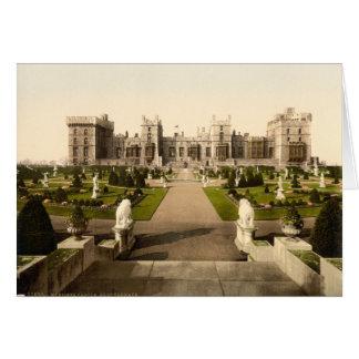 Cartes Château I, Berkshire, Angleterre de Windsor