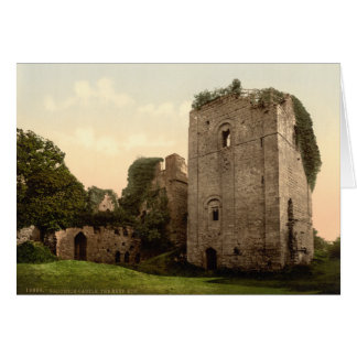 Cartes Château I, Herefordshire, Angleterre de Goodrich