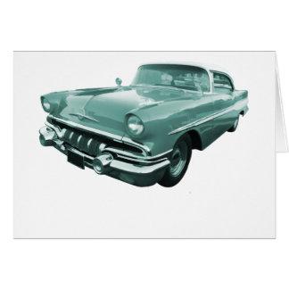 Cartes Chef 1957 d'étoile de Pontiac