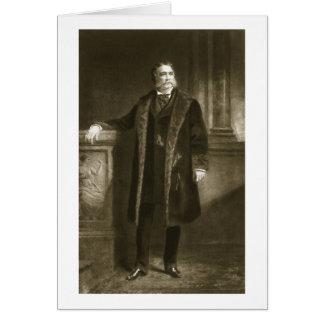 Cartes Chester Alan Arthur, 21ème président du St uni
