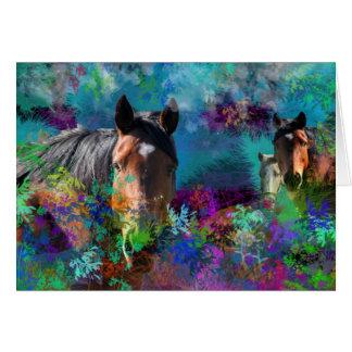 Cartes Chevaux dans Fantasyland : Un rêve de cheval
