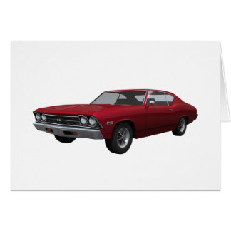 Cartes Chevelle 1969 solides solubles : La sucrerie Apple