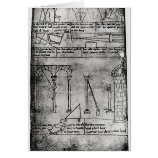 Cartes Chiffres géométriques pour la construction