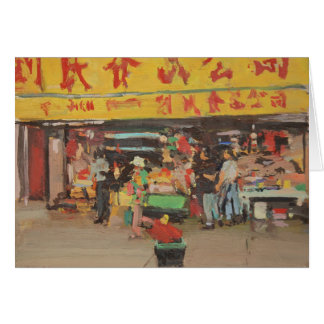 Cartes Chinatown New York 2012