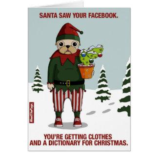 CARTES CHRISTMAS
