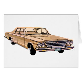 Cartes Chrysler 1963 Windsor