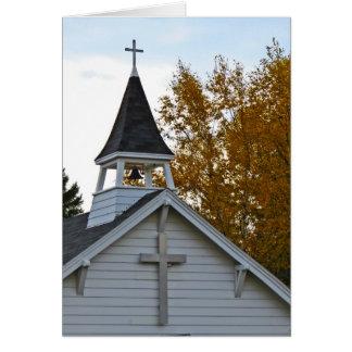 Cartes Chute dans la Minnesota-Église